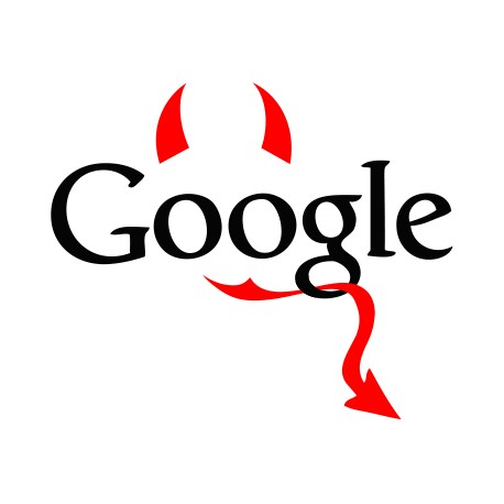 Stickers-diable-Google