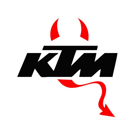 Stickers-diable-moto-KTM